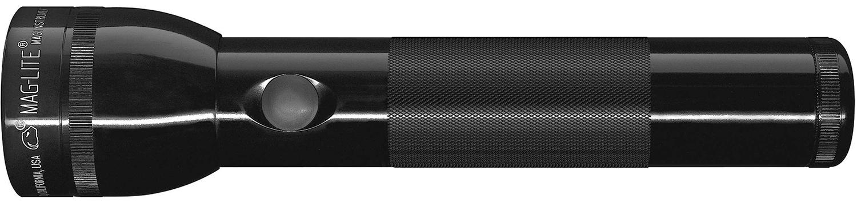 S2D016E Фонарь Maglite Маглайт, 2D, черный, 25 см, в блистере, 0038739011851