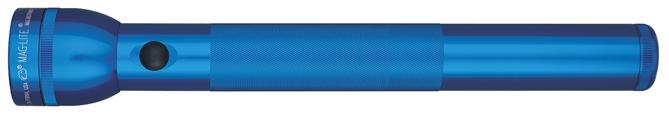 S4D115E Фонарь Maglite Маглайт, 4D, синий, 37,5 см, в картонной коробке, 0038739019932