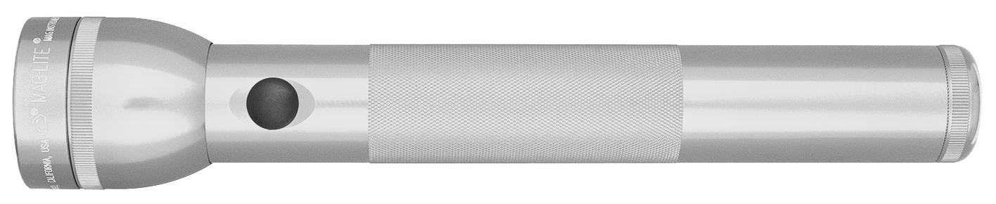 ST3D105EФонарь Maglite Маглайт LED (светодиод), 3D, серебристый, 31,3 см, в картонной коробке, 0038739512334