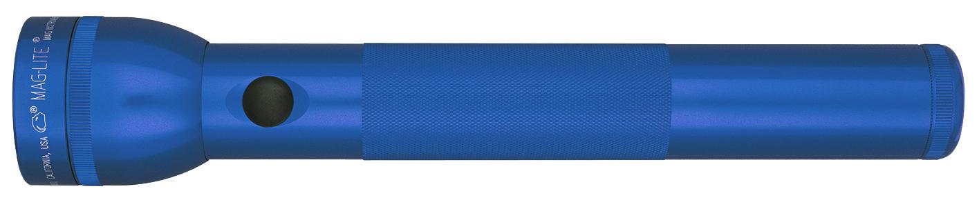 ST3D115E Фонарь Maglite Маглайт LED (светодиод), 3D, синий, 31,3 см, в картонной коробке, 0038739512341