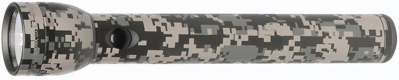 ST3DMR6E Фонарь Maglite Маглайт LED (светодиод), 3D, камуфляж, 31,3 см, в блистере, 0038739513553